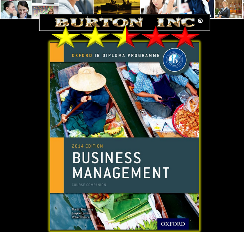 Ib Business Management Textbooks And Resources Reviews Ib Business